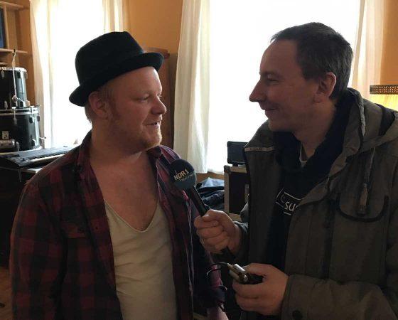 Besuch vom NDR Radio