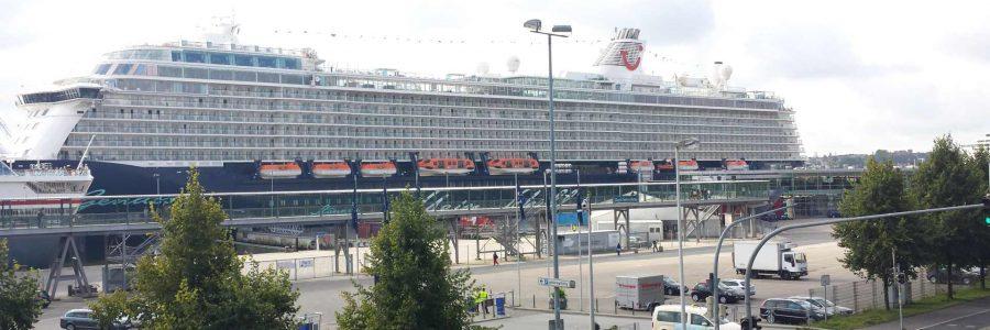 Mein Schiff in Kiel