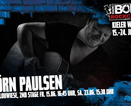 Kieler Woche Radio Bob Rockcamp Björn Paulsen
